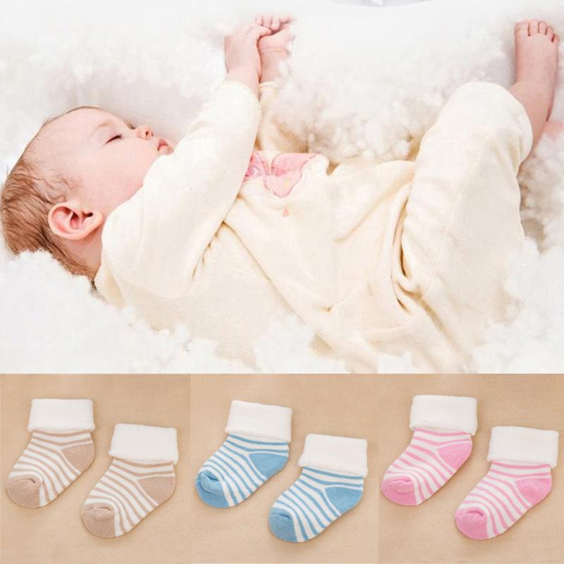 6 Colors Lovely Baby Newborn Infant Toddler Kids Soft Cotton Socks 1pair Cartoon Soft Sock For Baby Birthday Gift