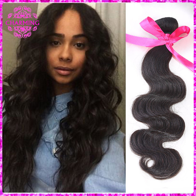 6a Unprocessed Virgin Hair Malaysian Body Wave True Glory Products Weave Bundles