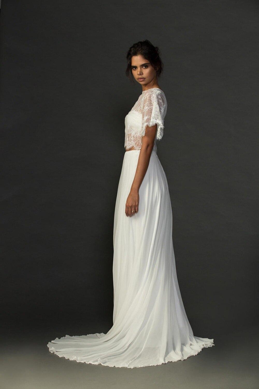 crop it like its hot crop top wedding dress dress crop top vogue