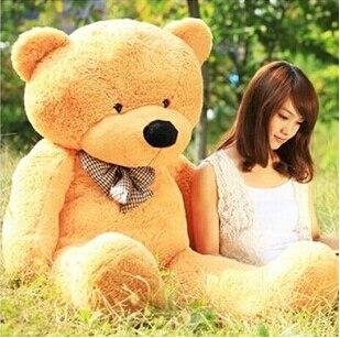 200 cm oso de peluche gigante juguetes de peluche grandes niños - Muñecas y peluches - foto 2