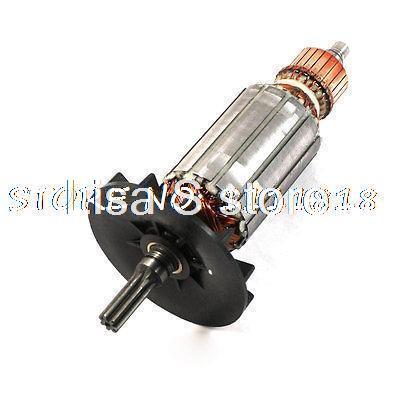цена на 7-Teeth Drive Shaft Cutting Machine Part Motor Rotor for Makita 6906