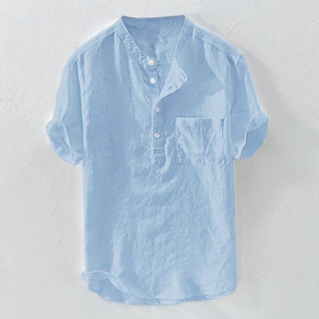 Tshirt Men's Summer Pure...