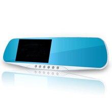 Hot Sale 4 3inch Car Camera Mirror Full HD 1080P Car Rearview Mirror Camera Video Recorder