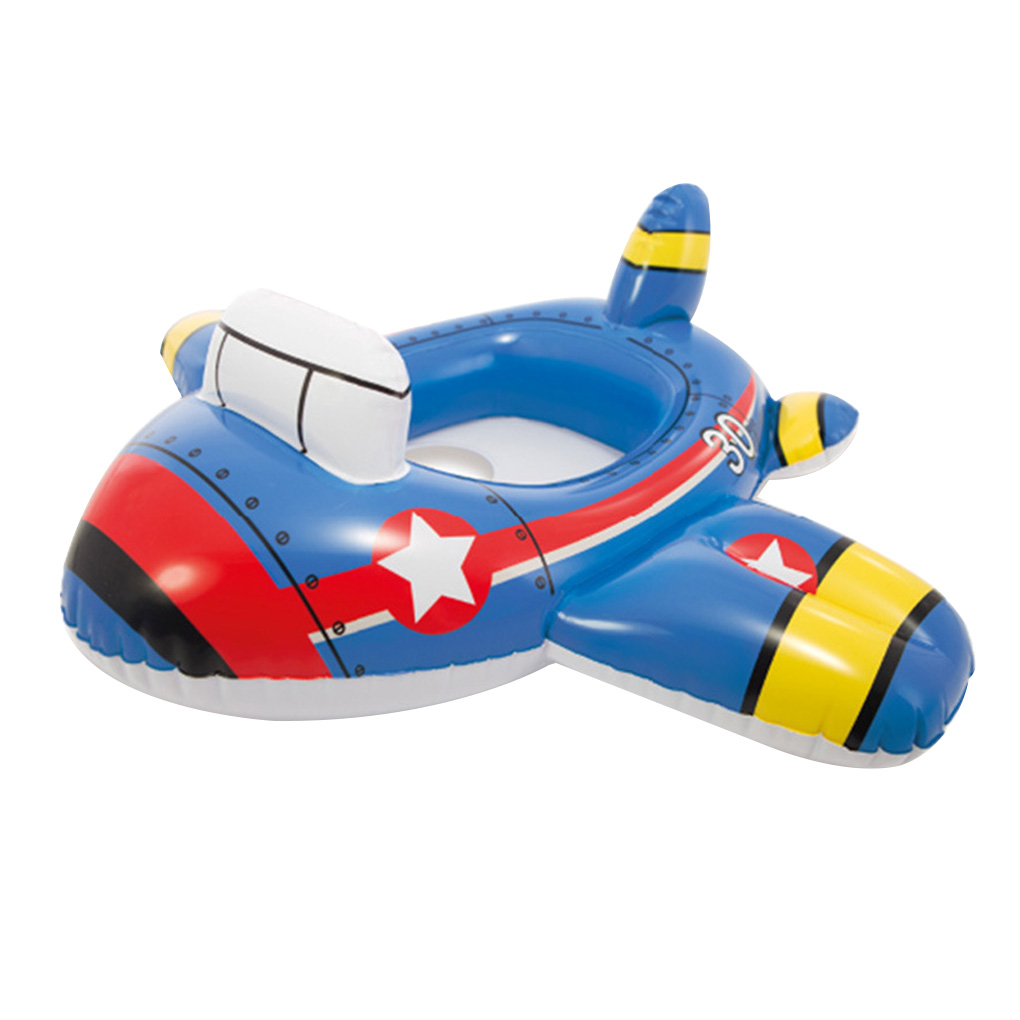 Funny Shape Inflatable Pool float Baby Swimming Ring Baby Float Seat For Pool Floats For Swimming Pool Baby Swimming Accessories