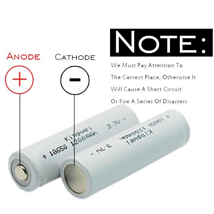 Batería de Recambio Baterías Recargables Anillo Paquete Recargable De Repuesto Puerta Bell