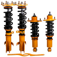 Tuning Coilovers Kits for HONDA CRV CR V 2007 2011 Adjustable Height Coil Spring Shock Absorbers Struts