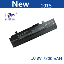 цена на  7800mAH Battery For Asus Eee PC EPC 1215 PC 1215B 1215N 1015b 1015 1015bx 1015px 1015p A31-1015 A32-1015 AL31-1015 black&white