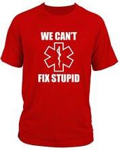 2017 Newest Emt Emergency Medical Technician Paramedic Hospital Design Men's Tee Shirt 100% Cotton Short Sleeve Tees