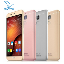 "original ASUS Zenfone Pegasus 3 X008 5.2"" Fingerprint ID 4100mAh MTk6737 Quad core FDD 4G Android 6.0 Metal Body cellphone"