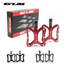 GUB GC001 Super Léger Vélo Pédales CNC Alliage DU + Scellée Portant VTT Ultra-Léger Pédales livraison gratuite