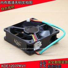 brand new SUNON KDE1207pkv1 for RICOH Projector PJS2130 12v 2.0w cooling fan