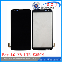 New For LG K8 LTE K8 4G K350N K350E K350DS LCD Display Touch Screen Digitizer Assembly