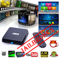 M8 android smart tv box JAILBROKEN Amlogic S802 Quad Core 2G/8G 4K box Smart Google TV Bluetooth HD 2.4G/5.8G Dual WiFi Mini PC