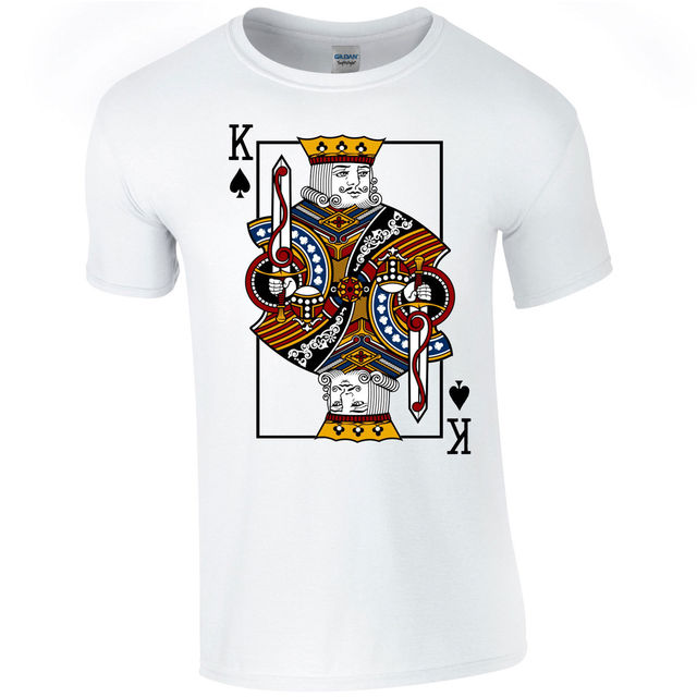 6ee6b43aac Valentines Day King & Queen Couples PLAYING CARDS Gift Love Girlfriend  S-5XL New T