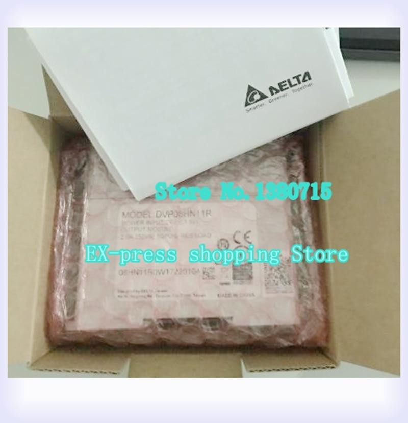 New Original DVP12SA211R PLC SA2 series 24VDC 8DI 4DO Relay output цена