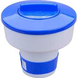 5 8 дюймов бассейн спа хлор бром химические таблетки Tab поплавок диспенсер для очистки бассейна Euipments