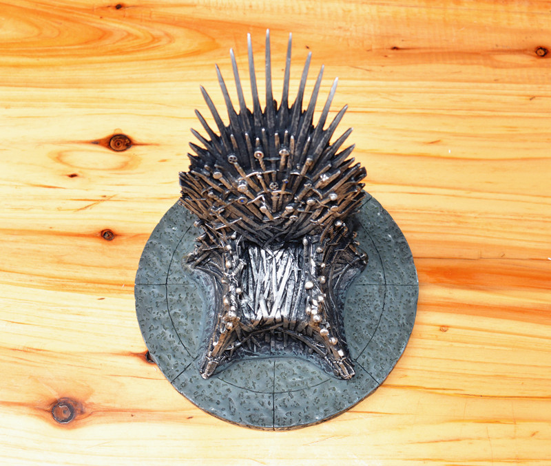 game of thrones action figure throne figures chair model a song of