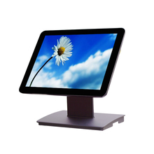 15inch screen monitor flat screen pure screen cctv monitor display for pos cctv