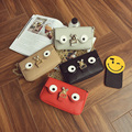 Cell Single No Flap Unisex Phone Pocket Offer Crossbody Bag Big Eyes And A Small Monster Pack 2016 Mini Shoulder Leather Cross