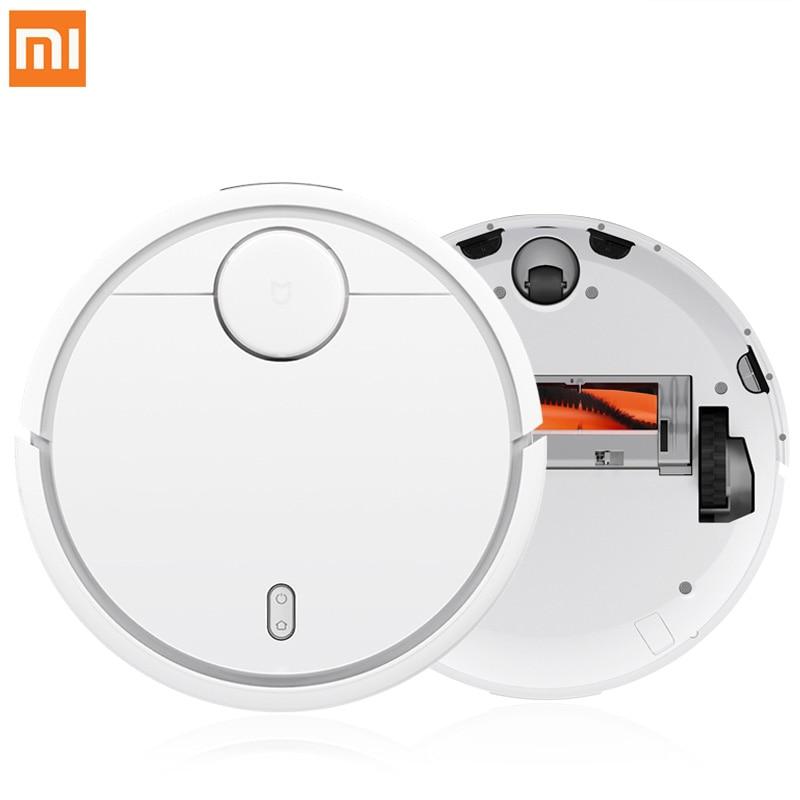 2017 XIAOMI MI Robot aspirador para el hogar barredora polvo esterilizar inteligente planeado Mijia App móvil de Control remoto