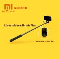 Original Xiaomi Selfie Stick Monopod Shutter Holder Extendable Handheld Wired Selfie Stick Shutter For IOS Android