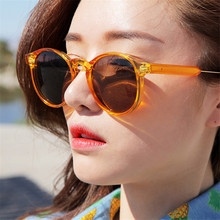 Vazrobe INS Round Sunglasses Women Men V