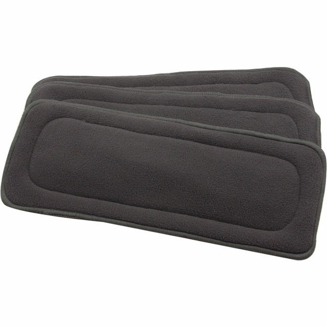 Reusable Washable Liners Bamboo Charcoal