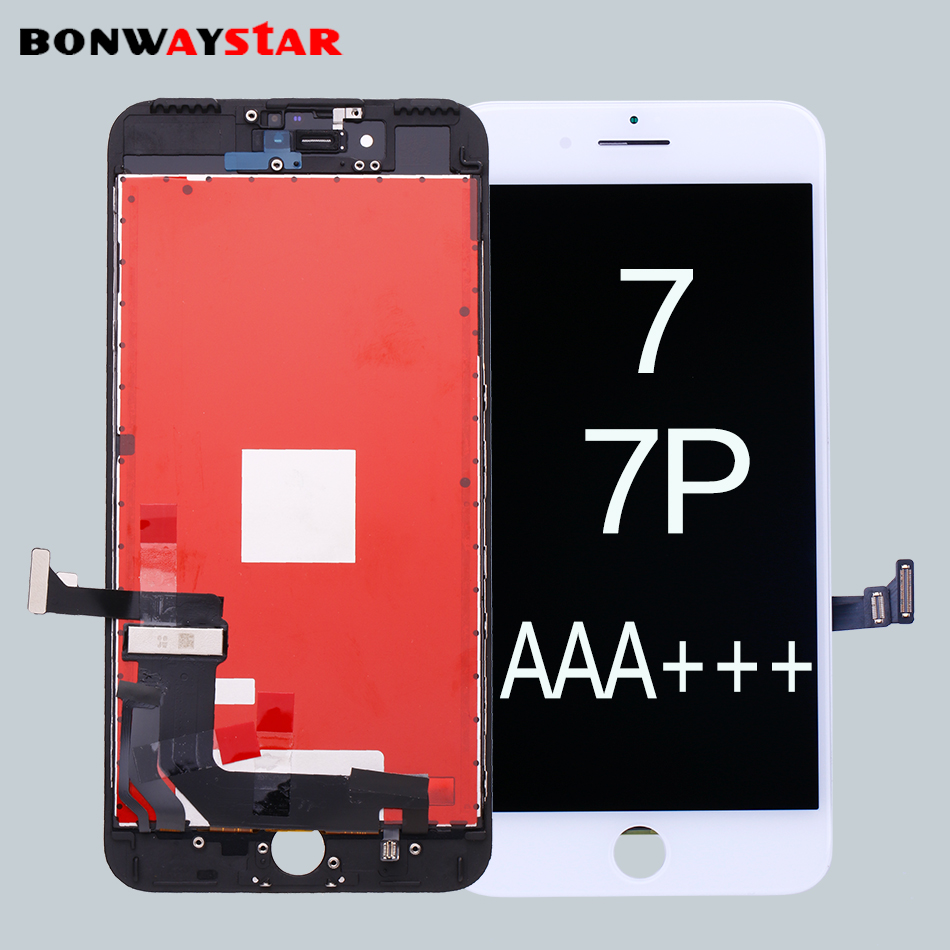 LCD Display for iphone 7plus screen LCD Touch Screen Digitizer Assembly Replacement for iphone 7 plus lcd pantalla part original