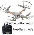 Actualización X5C X5C-12.4G 2.4G 6-Axis 4CH RC Helicóptero puede añadir la Cámara de 2MP HD Control Remoto Juguetes Drone Quadrocopter