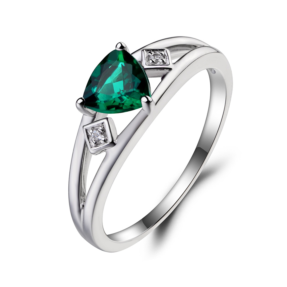 fire products emerald brilliance heart chatham gems grown lab