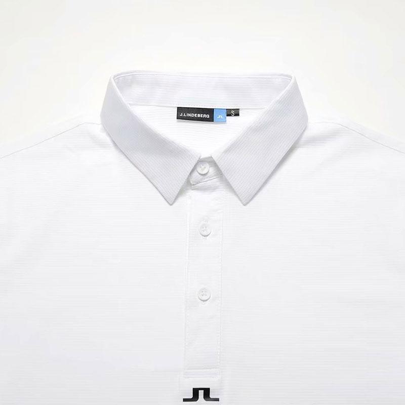 Cooyute nouveaux hommes Sportswear à manches courtes JL Golf T-shirt 4 couleurs Golf vêtements S-XXL au choix loisirs Golf chemise livraison gratuite - 6