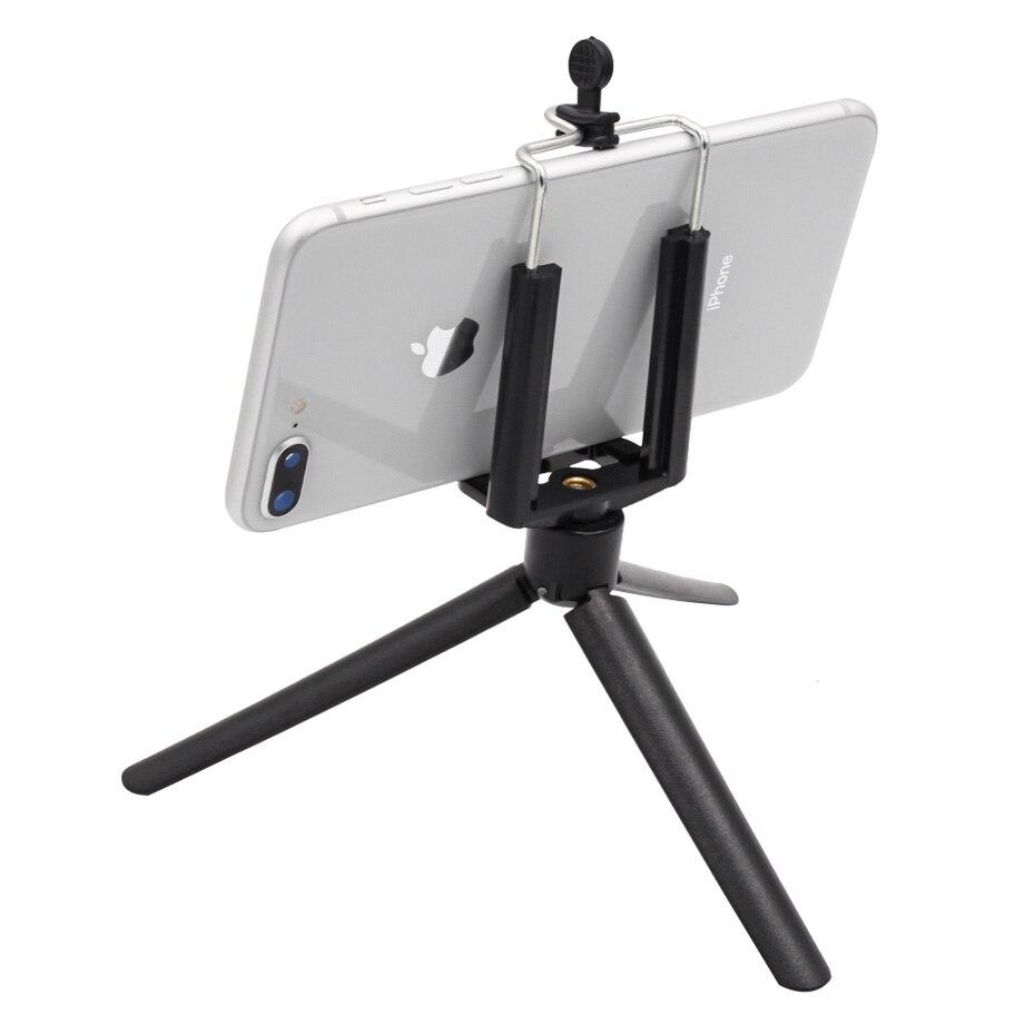 Flexible Mini Camera Tripods Smartphone Tripod Mobile Phone Mount Holder Tripod for Go pro Xiaomi Samsung Android Phones Tripod
