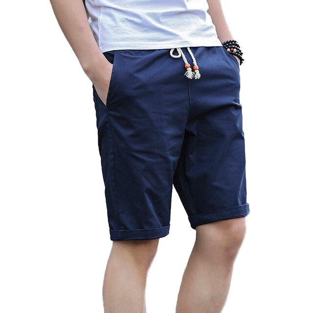 886f07753d 2019 New Arrivel Summer Shorts Men Brand Clothing Casual Shorts Cotton Fashion  Style Mens Shorts Beach Shorts Plus Size M - 5XL