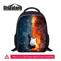 Dispalang Small Bookbag For Kindergarten Cool Little Backpacks For Girl Design Your Own Music Book Bag