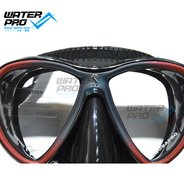 Scubapro Mask SYNERGY TWIN TRUFIT for Scuba Diving Snorkeling
