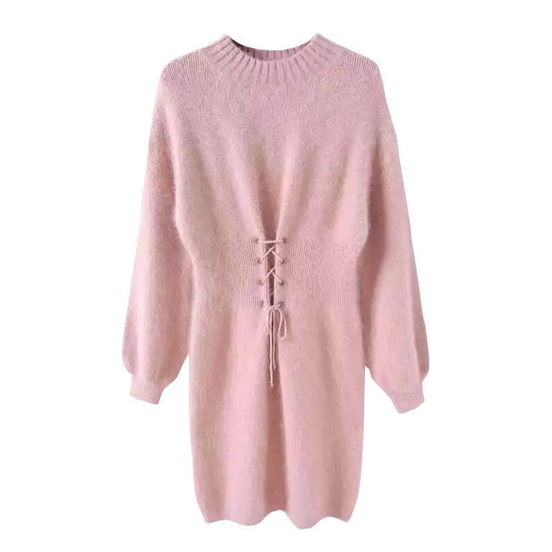autumn and knitted dress winter female thickening in the long section of sleeve ride Sweater purnima sareen sundeep kumar and rakesh singh molecular and pathological characterization of slow rusting in wheat