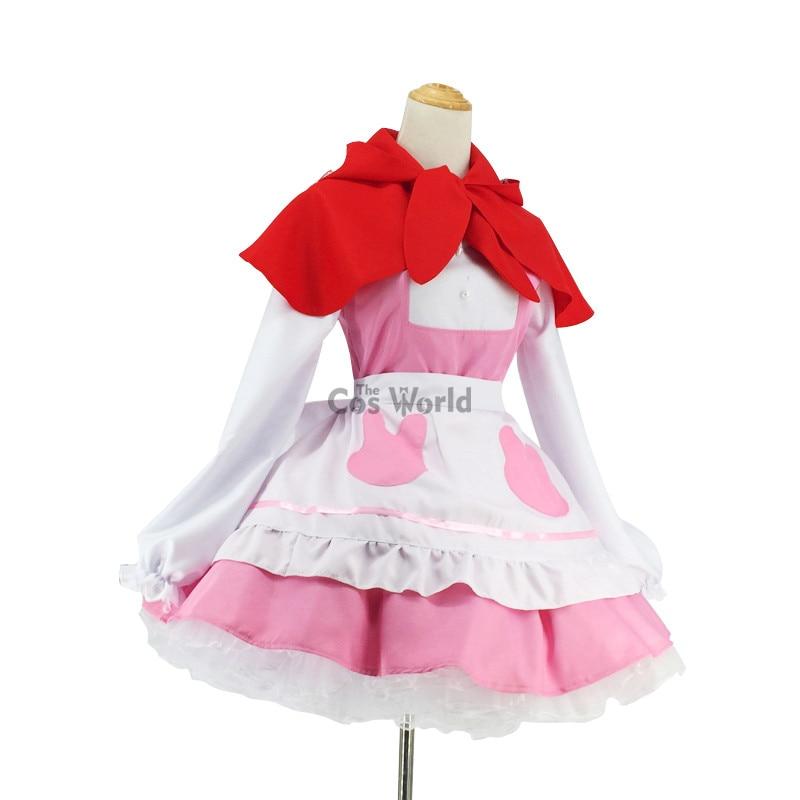 Miss Miss Kobayashi's Dragon Maid Kamui Kanna The Little Match Girl - Կարնավալային հագուստները - Լուսանկար 3