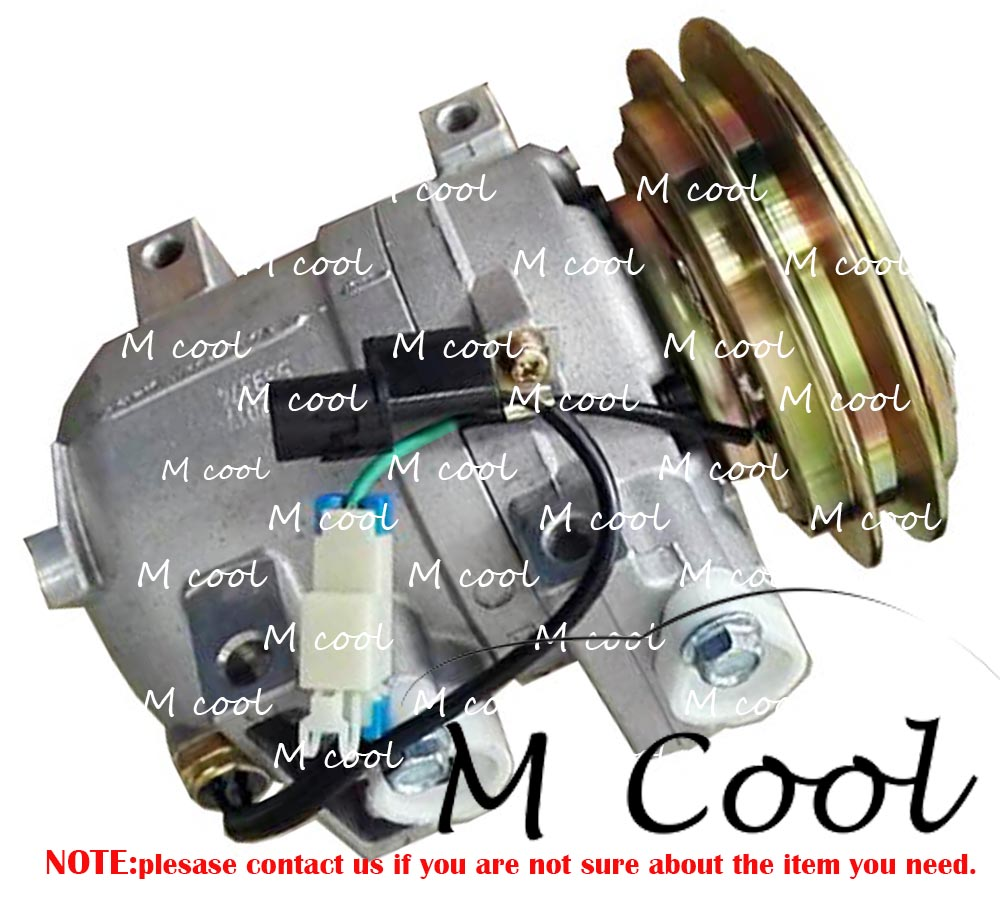 HIGH QUALITY For Hyundai HCC Excavator Car Auto AC Compressor A5000674001 506021 7082 5060217082 A50000674001 506021 6413 11N892 in Air conditioning Installation from Automobiles Motorcycles