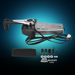 Image 2 - Для подвесного двигателя Yamaha Binnacle пульт дистанционного управления 704 Single