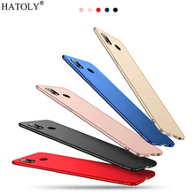 Cover OPPO Realme X Lite Case Thin Hard PC Shell Fundas Back Phone for