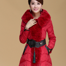 abrigos y chaquetas mujer invierno 2015 Plus Size Jackets Women Quilted Jacket Parkas Slim Hooded Winter Coat Women Down Jacket