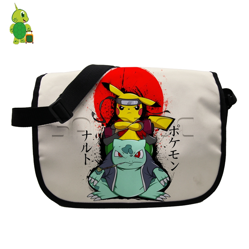 """Pokemon 12/"""" Small School Backpack Lunch Bag 2pc Book Bag Set Red Eevee Group"""