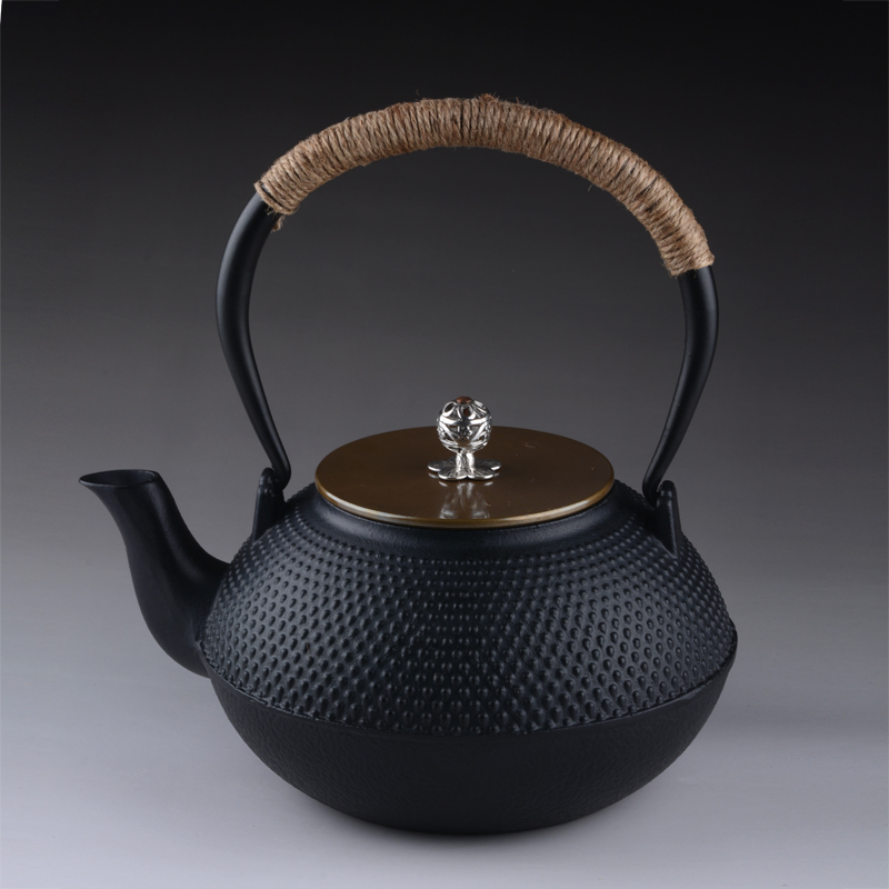 Authentic Anese Cast Iron Teapot Set