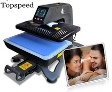 Topspeed New Pneumatic 3D Heat Press Machine for mugs, phone cases, T-shirts, glass, plates all in one
