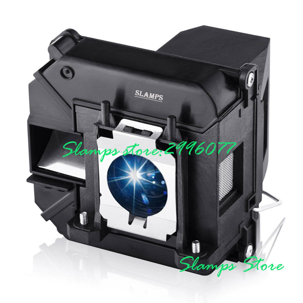High Quality Projector Lamp ELPLP60 V13H010L60 For Epson 425Wi 430i 435Wi EB 900 EB 905 420 425W 905 92 93+ 93 95 96W H383 H383A|Projector Bulbs| |  - title=