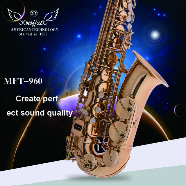 Germany Murphy original authentic midrange saxophone wind down E tune brand instrument saxophone