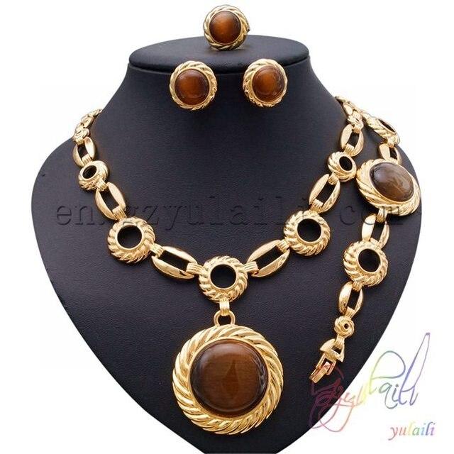 YULAILI Jewelry Sets...