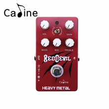 Caline CP-30 Heavy Metal Effect Pedal Low Frequency Descend Degree
