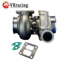 VR RACING HIGH QUALITY TURBO GT45R Turbo charger .70 cold,1.0 hot external w/g t4 flange TURBOCHARGER VR TURBO34