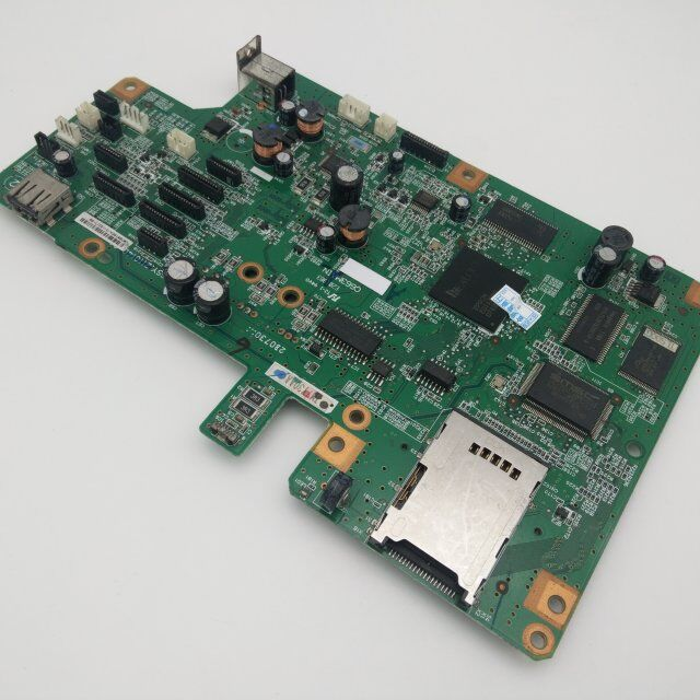 цены einkshop USED Formatter Board For Epson RX580 RX590 RX595 RX610 rx510 TX650 EP-702A logic Main Board MainBoard mother board
